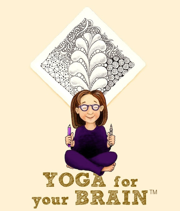 yoga for your brain logo